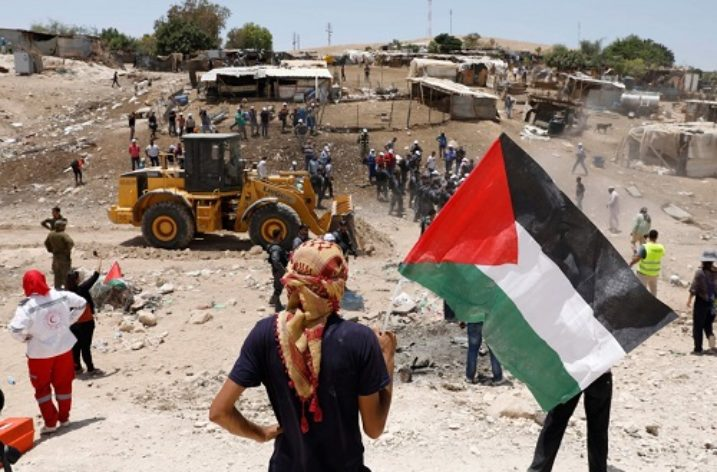 Israel's proposed demolition of Palestine village could result in war crime