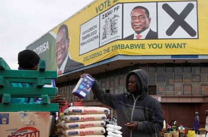 Zimbabwe elections a chance to break with decades of gross human rights violations