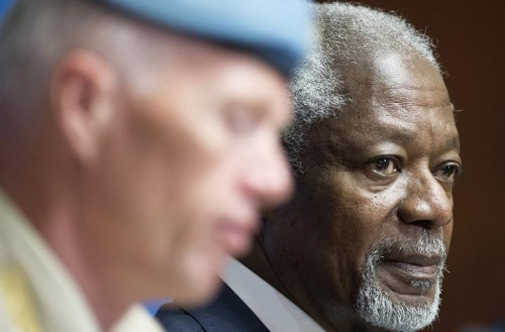 Kofi Annan: A Diplomat of Distinction