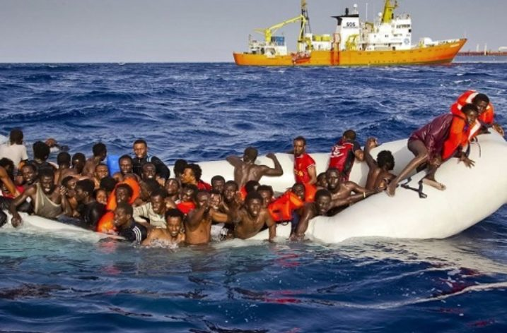 Responsibility for rising death toll in Central Med a direct result of European policies
