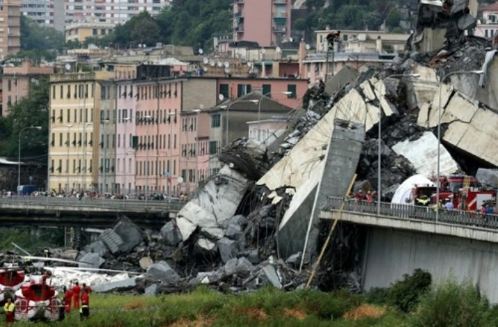 Finding Fault and Faulty Infrastructure: Genoa's Morandi Bridge Disaster