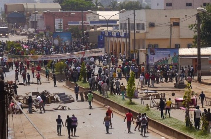 Violence escalates in Cameroon's Anglophone regions