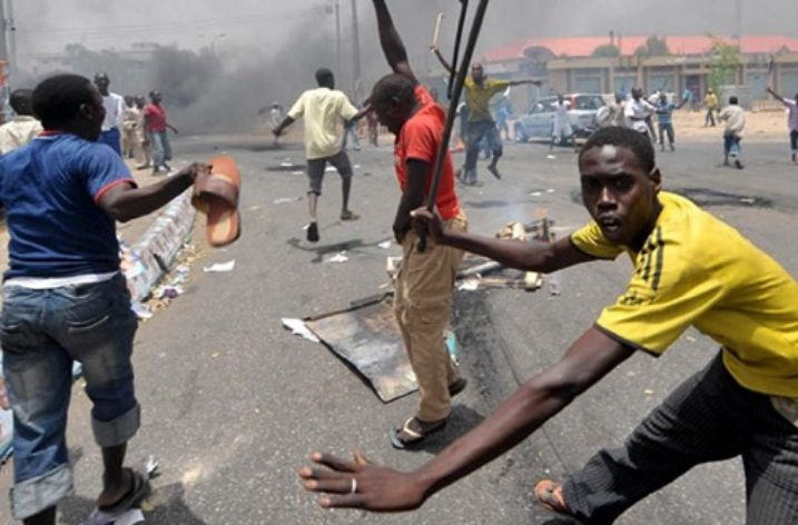 "Nigeria: Hooligans as ""final arbiters"""