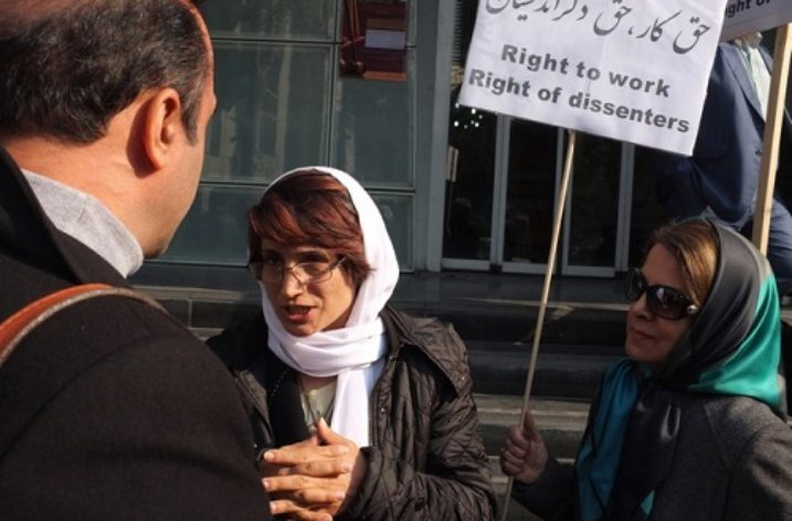 Human rights lawyers arrested as crackdown on civil society in Iran intensifies
