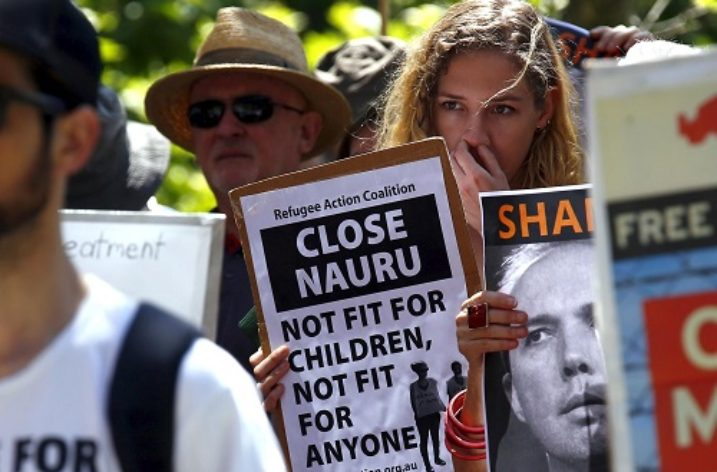 Australia Must Tackle Refugee Crisis In Nauru