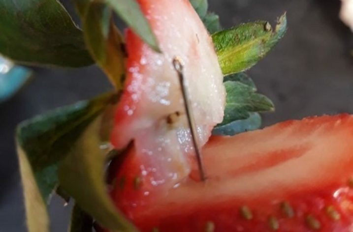 Needled Strawberries: Food Terrorism Down Under