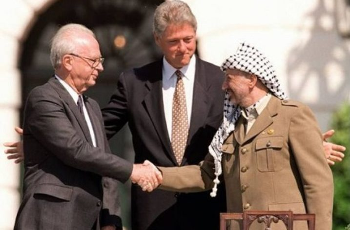 The Oslo Accords: A Criminal and Political Fraud