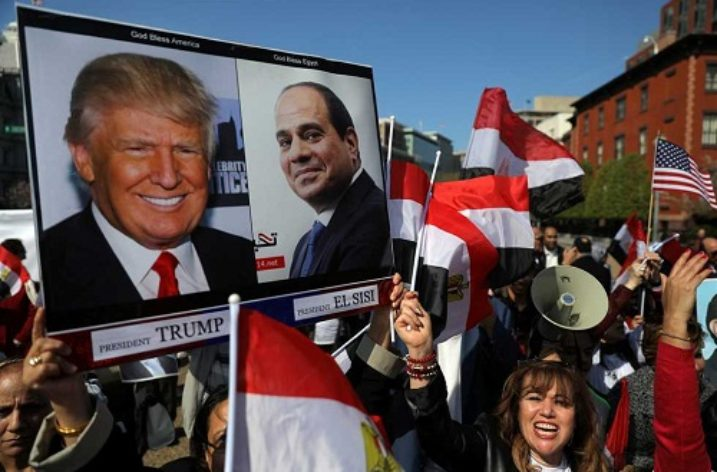 "General el-Sisi: The ""f…ing killer"" Trump loves"