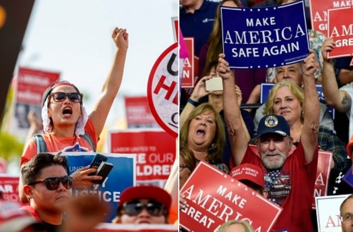 Midterm Elections Fueled by Anger