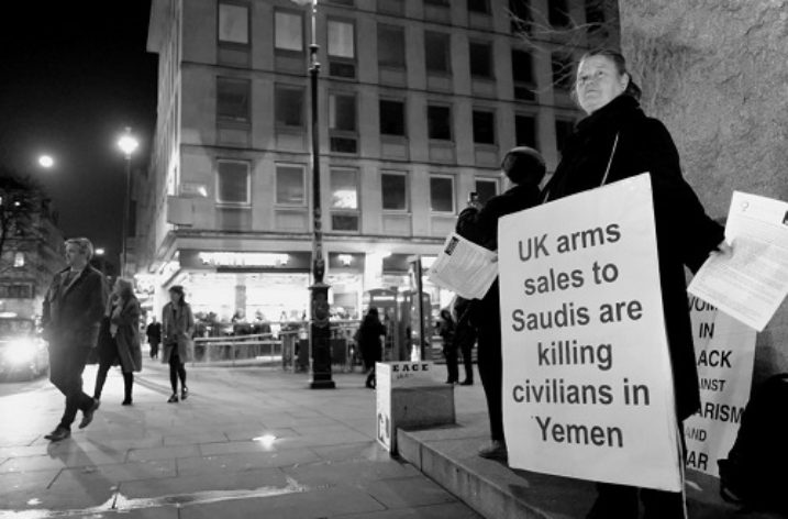 UK arms to Saudi Arabia: Amnesty to intervene in fresh legal challenge