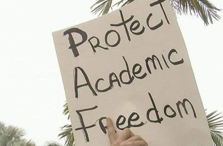 Why academic freedom matters