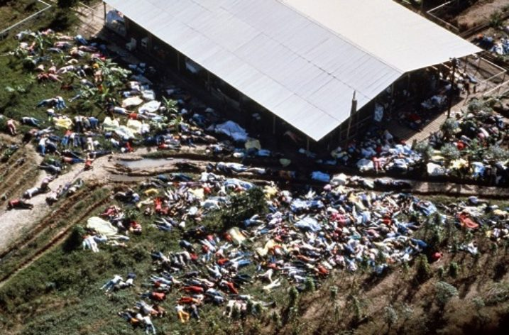 Reflections on Jonestown