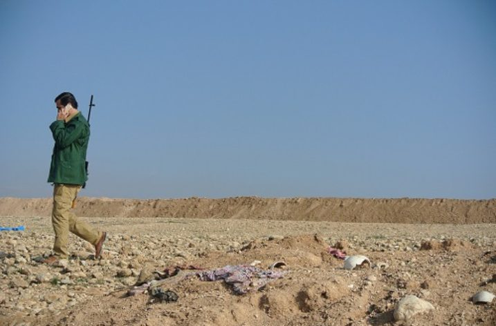 ISIL's legacy of terror: At least 200 mass graves discovered in Iraq