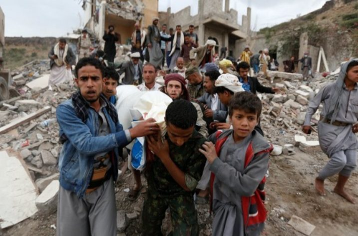 UN urges States with the power and influence to end starvation and killing of civilians in Yemen