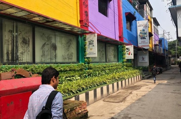 Kolkata's Vertical Gardens for a Cleaner Air