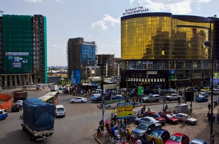 Ethiopia: Addis' sister cities, historical ties