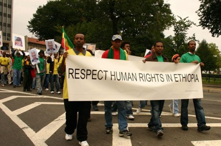 Ethiopia: No to tyranny, corruption and the violation of human rights