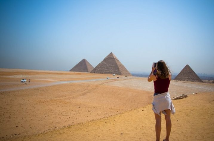 The Great Pyramid's Naked Video