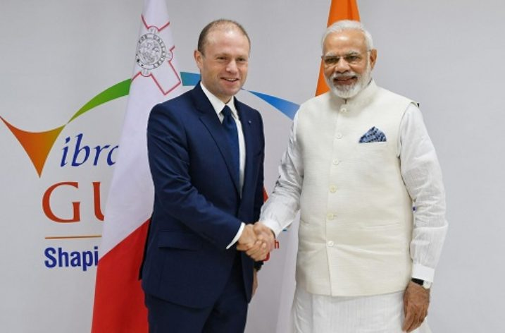 India-Malta relations: Building bridges at the phoenician crossroads of the Mediterranean
