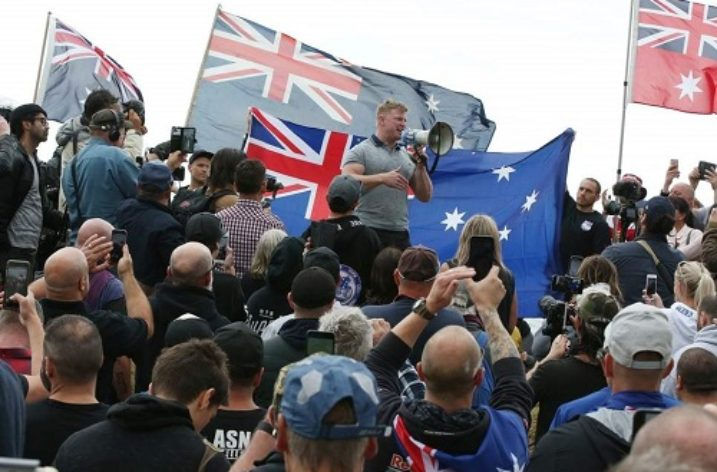 The St Kilda neo-Nazi rally, the swamp of the ultra-right and the Ukip-ization of Australian politics