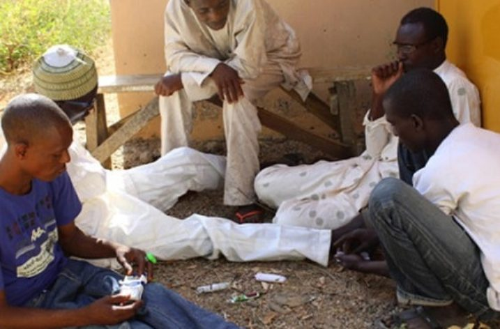 Nigeria's growing drug problems