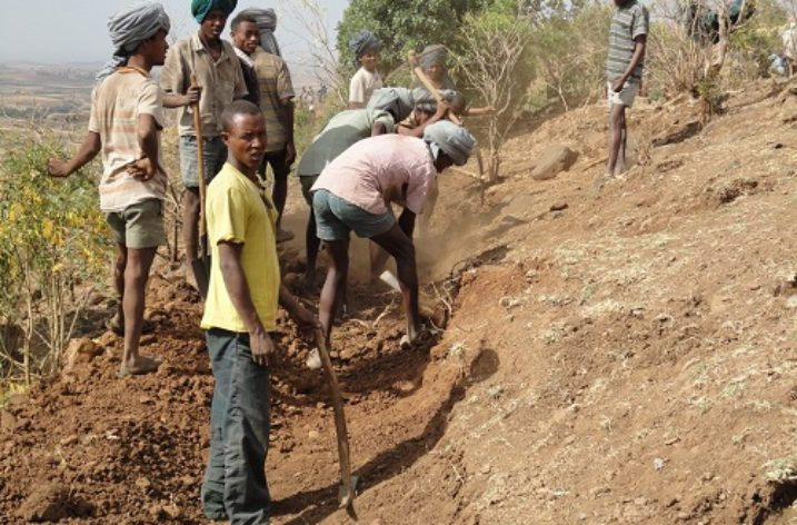 How Ethiopia implements its adaptation program