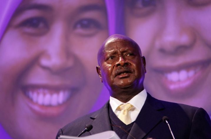 Museveni: Libya problems can be solved by building national army