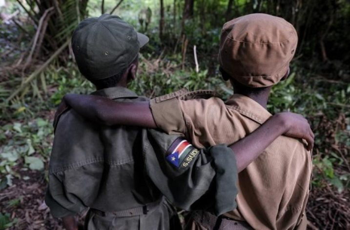 Over 3,000 children released from armed groups in South Sudan since conflict began