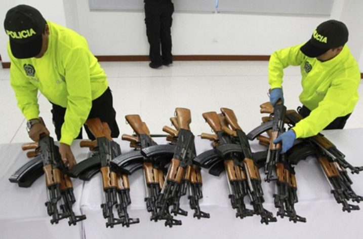 Colombia's New Age Arms Dealers
