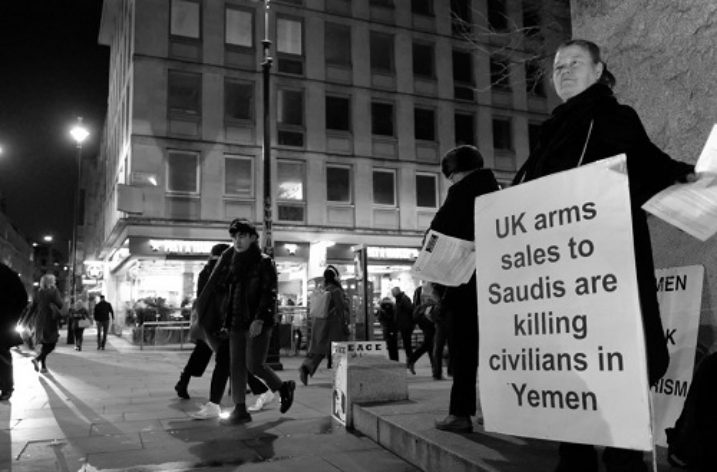 A grim milestone – the four-year anniversary of the Saudi attack on Yemen