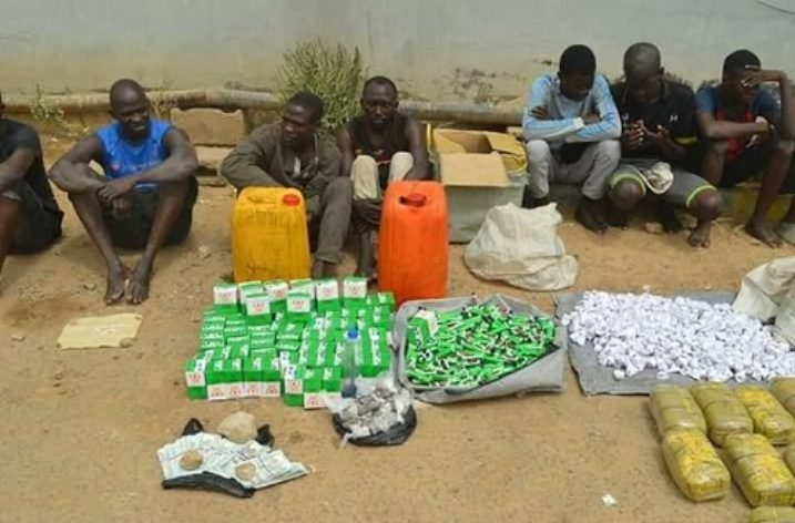 FUTO 4: Drug Abuse and Nigerian Youths