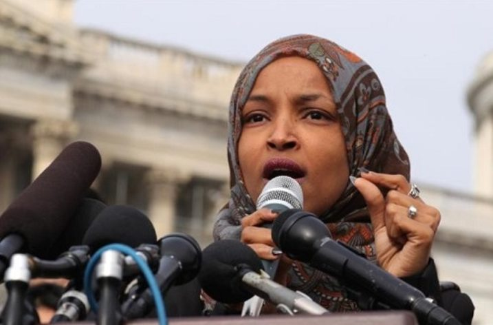 Trump's Fatwa on Ilhan Omar's head
