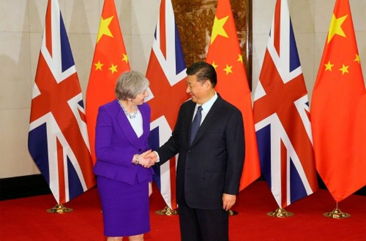 Contradictions of the 'Golden Era' in UK–China Relations